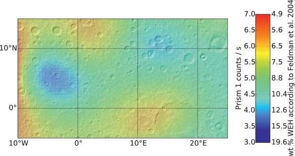 Marte - Meridiani Planum