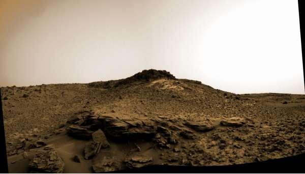 Curiosity Mast 795
