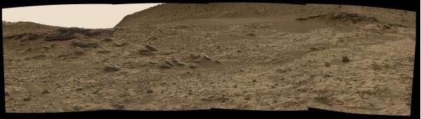 Curiosity MastCam sol 792