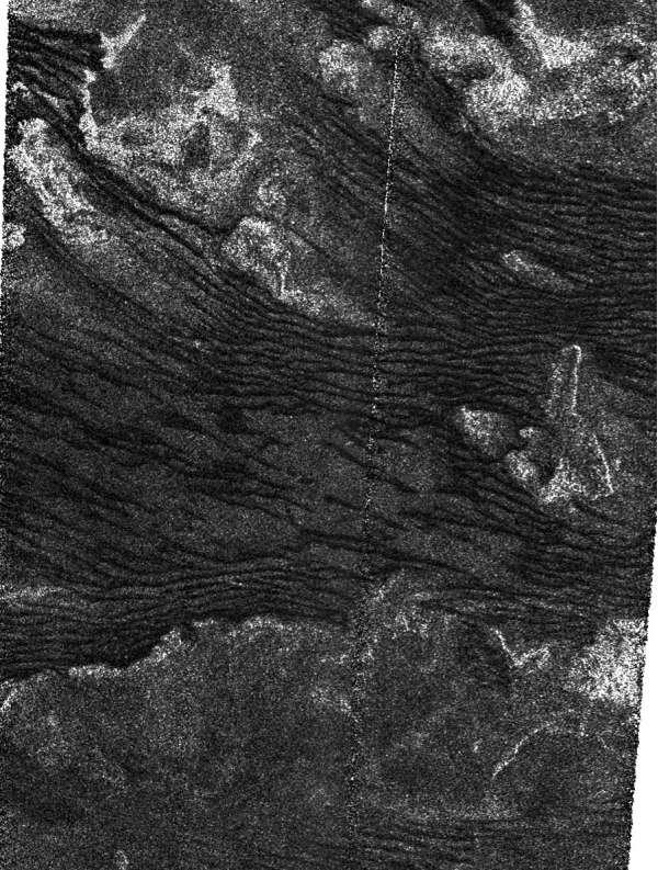 Titano: dune