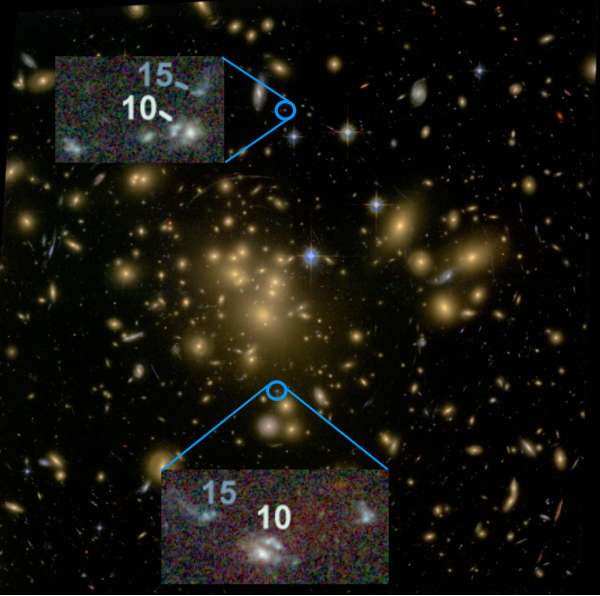 proto-cluster