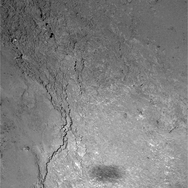 Rosetta OSIRIS - 14 febbraio 2015 flyby