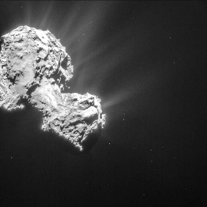 #CometWatch 6 marzo