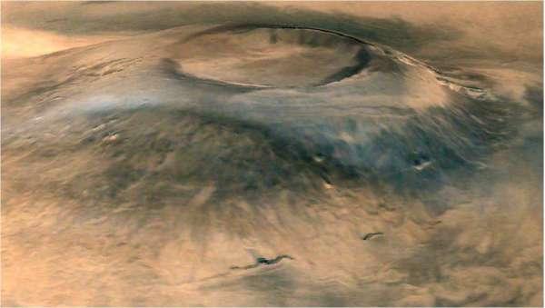 Marte - Arsia Mons