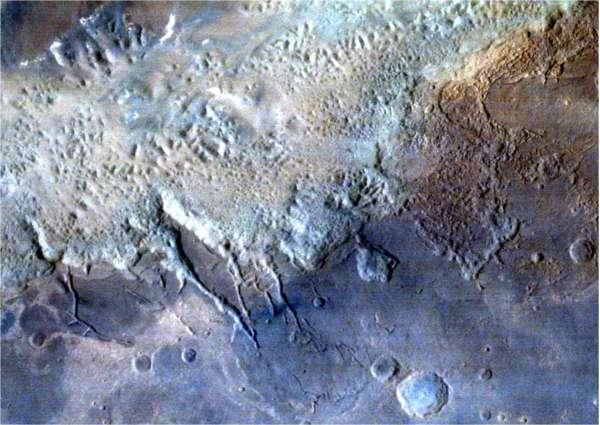 Marte: Eos Chaos