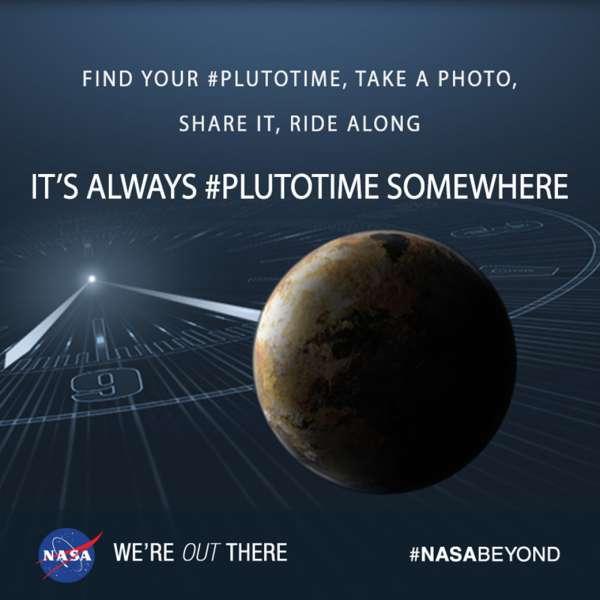 #PlutoTime