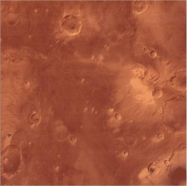 Marte, quadrante Sinus Sabaeus. 16 luglio 2015