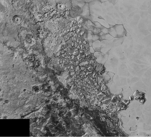 New Horizons - Plutone