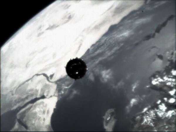 Satelliti Cluster: Tango fotografato da Rumba