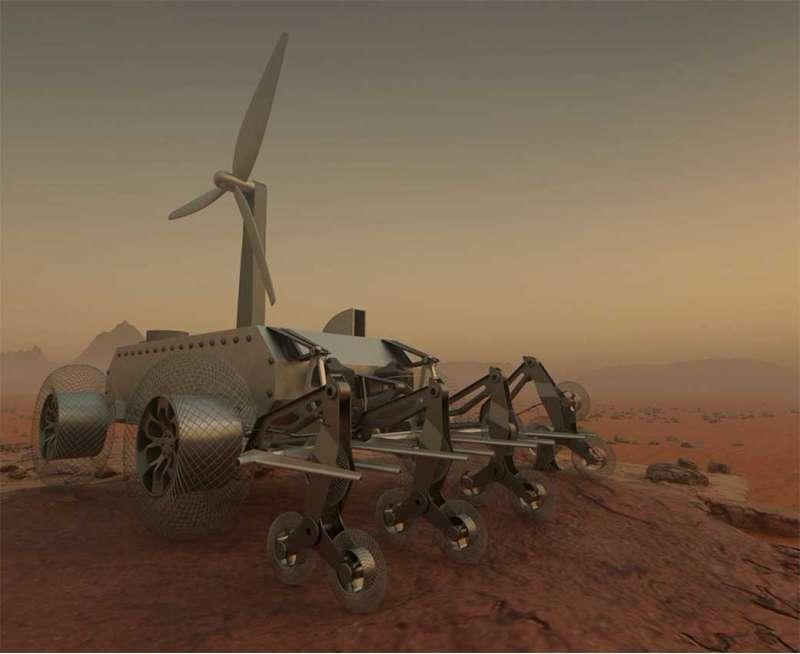 Venere - rover