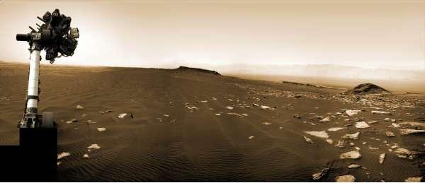 Curiosity sol 1625