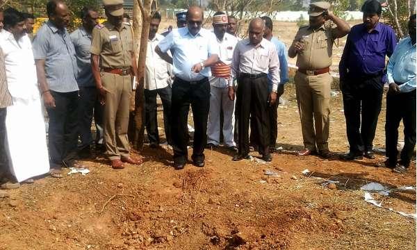 Tamil Nadu meteorite