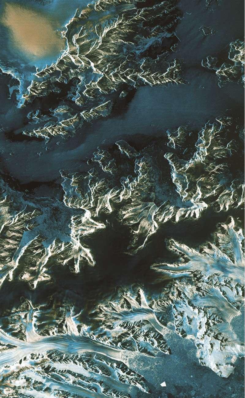 Sentinel-1A: penisola Antartica
