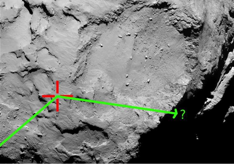 Philae #CometLanding