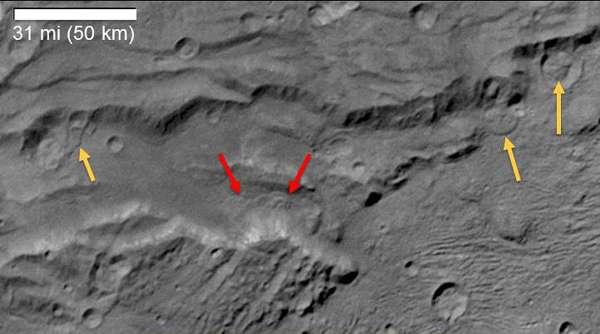 Caronte - Serenity Chasma