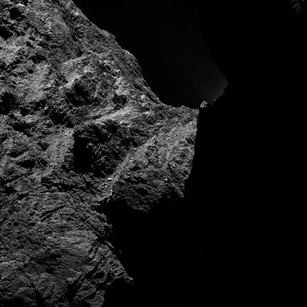 Cometa 67P 30 ottobre 2014