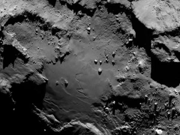 ESA Rosetta OSIRIS NavCam - 6 agosto