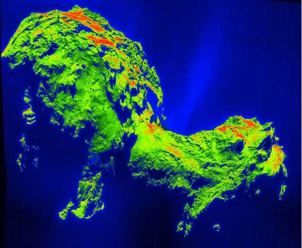 Comet on 19 September 2014 es