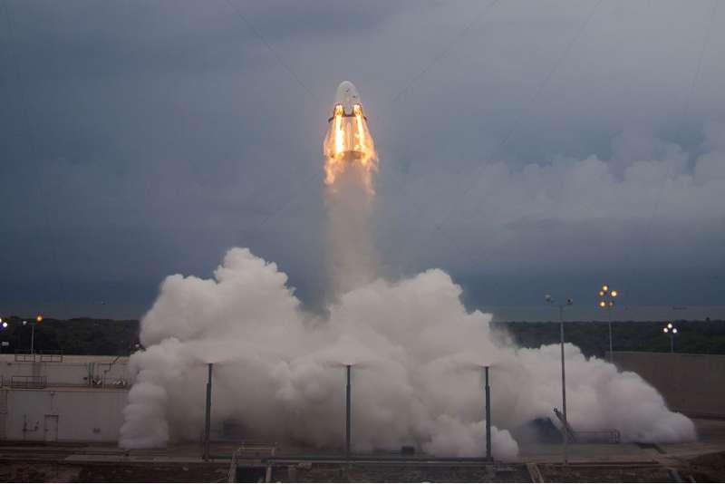 Crew Dragon Pad Abort Test 16814592054
