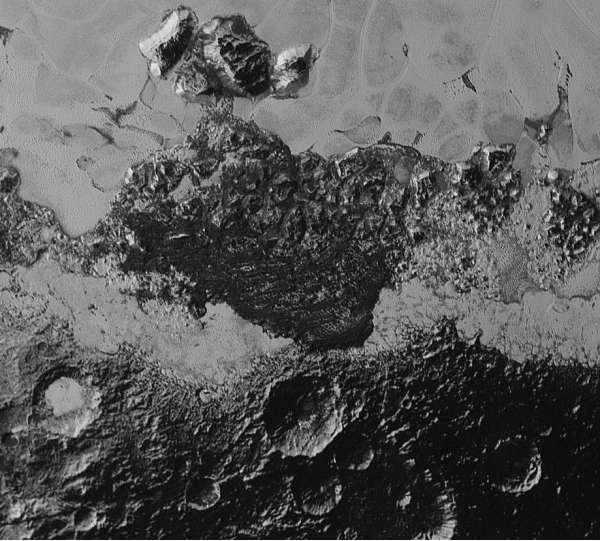 Plutone - Baré Montes