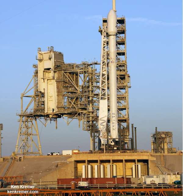 IMG 3761 2b SpaceX SES 10 Ken Kremer