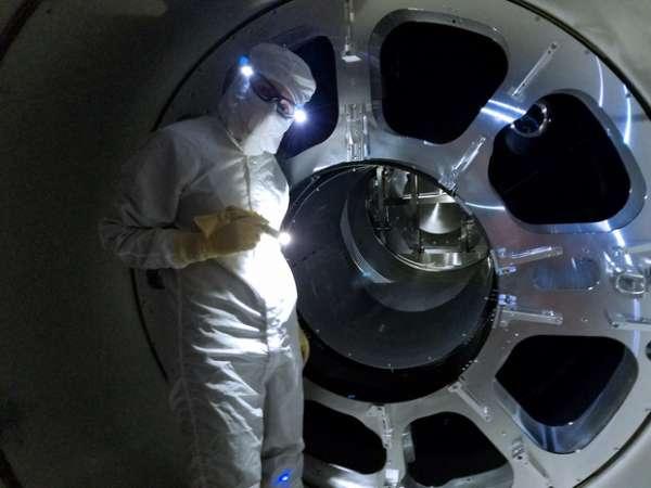 LIGO Baffle2