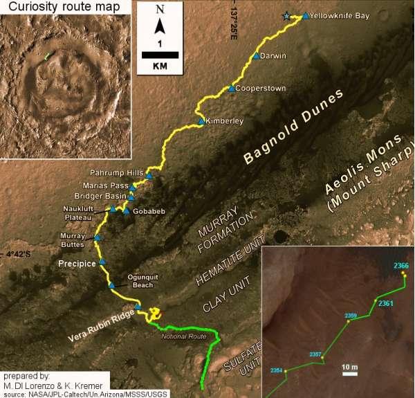MSL routemap 2366
