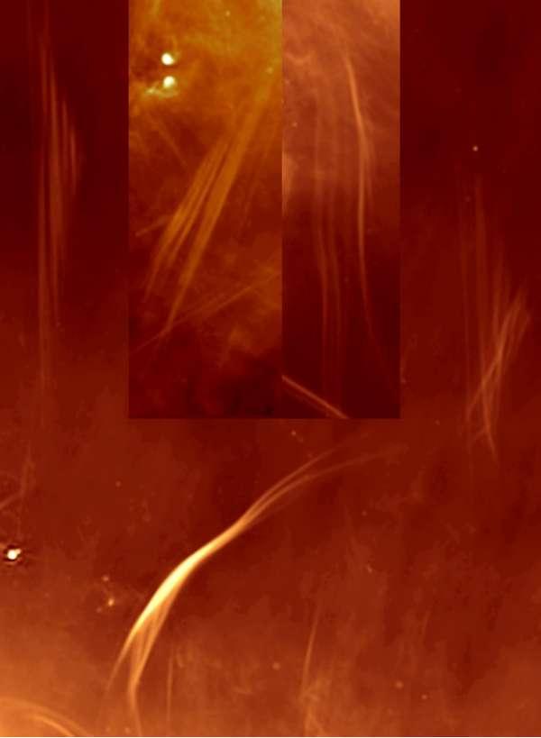MeerKAT GalacticCentre filaments