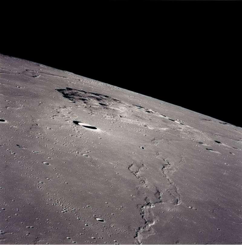 Mons Rümker Apollo 15