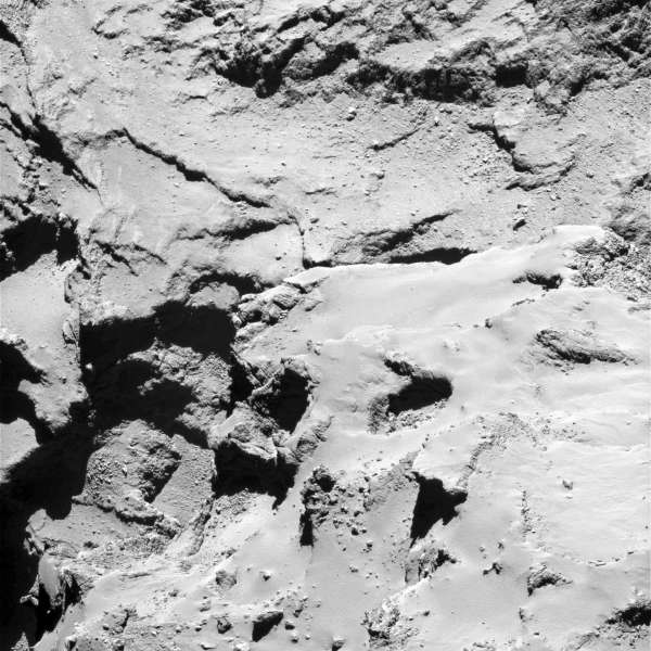 Deir el-Medina - OSIRIS Narrow Angle Camera 13 settembre 2014