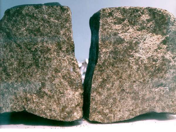 Meteorite Nakhla