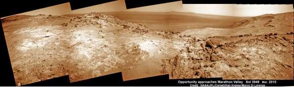 Opportunity Sol 3948 3Nb Ken Kremer