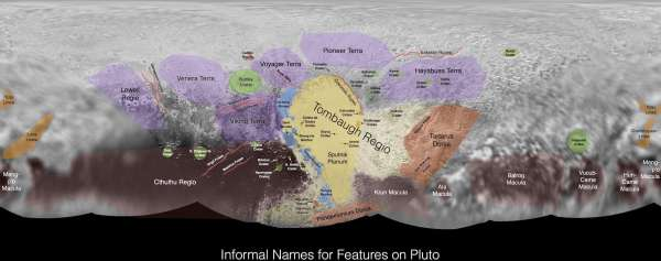 Pluto Map Annotated