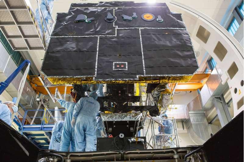 Solar Orbiter scudo termico