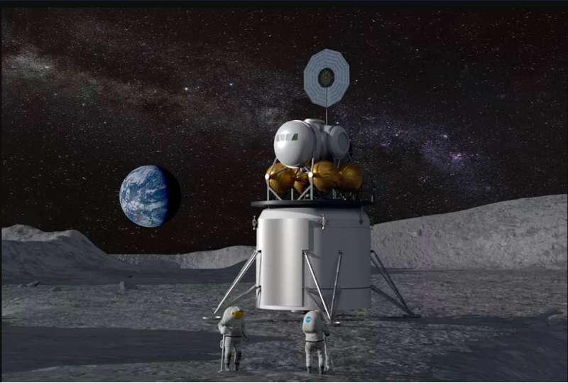 artemis generic lander