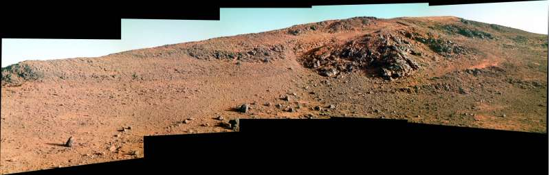 Opportunity  Sol 4182 Sol 4183