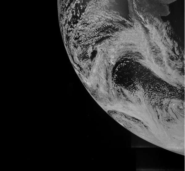 JunoCam - Terra