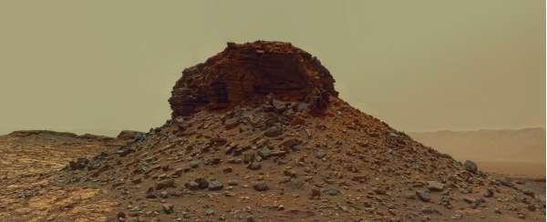 Curiosity MastCam Right e Left - sol 1454 Murray Buttes