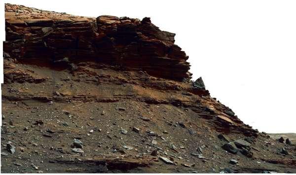 Curiosity sol 1429 - dettaglio