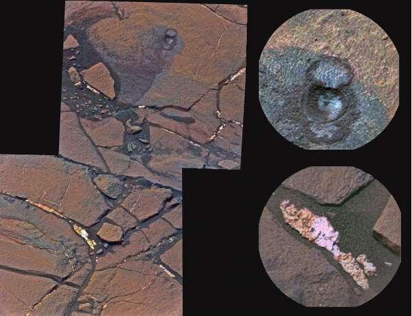 Curiosity Sol 1421 MastCam ChemCam