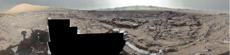 Panorama 360 sol 1302