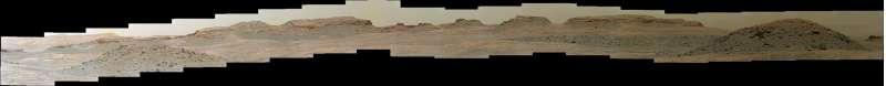 Curiosity sol 1387