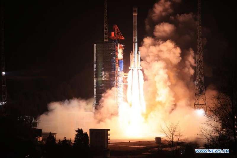 china cz3b TJS6 liftoff 04022021