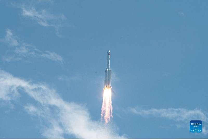 cina cz7 tianzhou3 liftoff 02 20092021