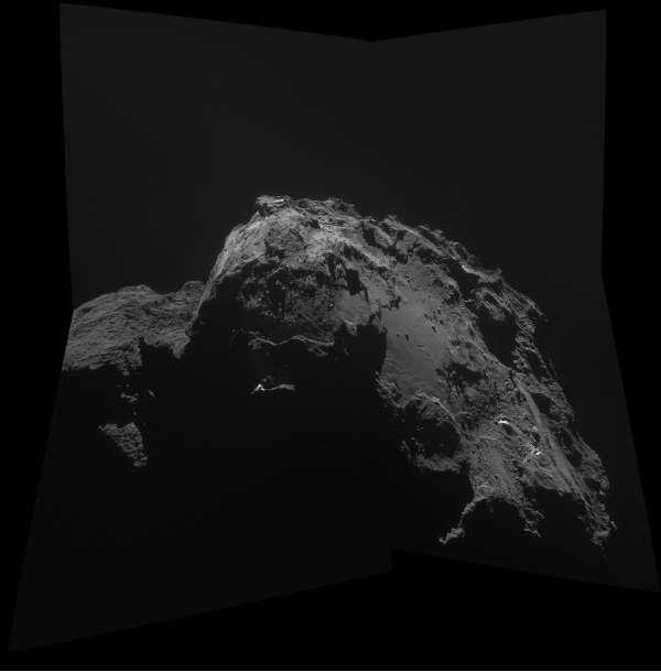 ESA Rosetta #CometWatch - 3 gennaio