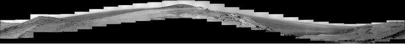 Opportunity Pancam L1 edr sol 3958