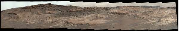 Curiosity mastCam right sol 984