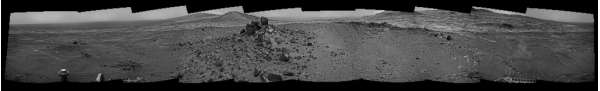 Opportunity Navigation Camera Sol 4006