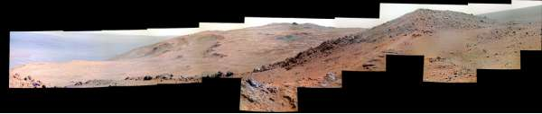 Opportunity PanCam L2 L5 L7 from sol 3951 to sol 3954