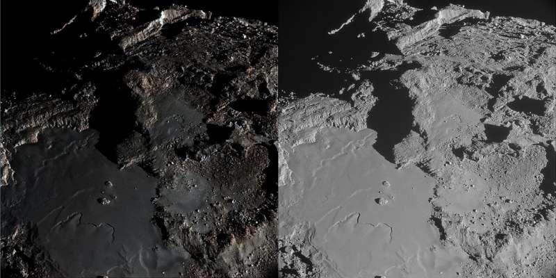 Rosetta NavCam - 67P 14 February 2015 flyby